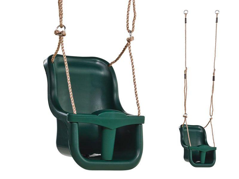 Scaun de leagan pentru bebelusi EXIT Green