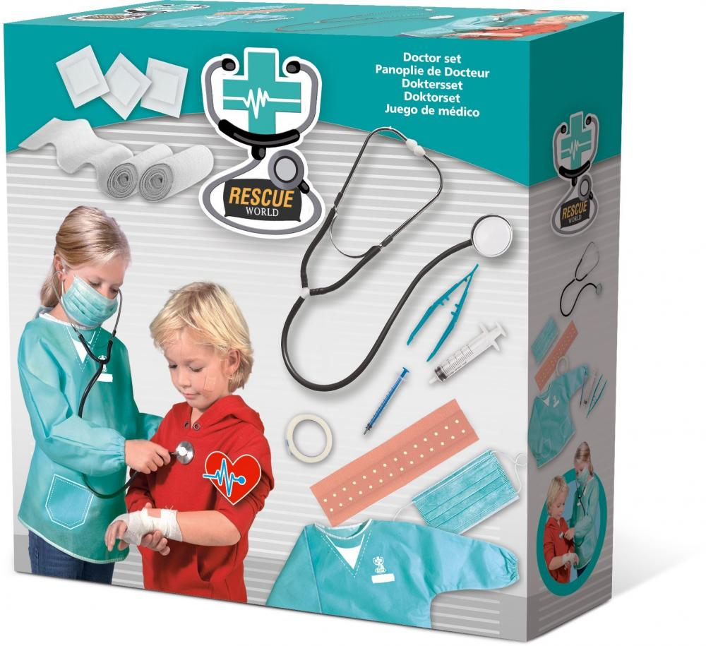 Set doctor mare Ses Creative