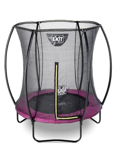 EXIT Toys Trambulina de exterior Exit Silhouette 183 cm roz