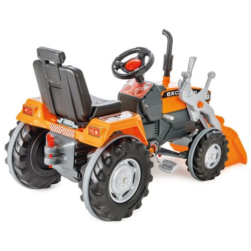 Tractor cu pedale si cupa Pilsan Operated - 1