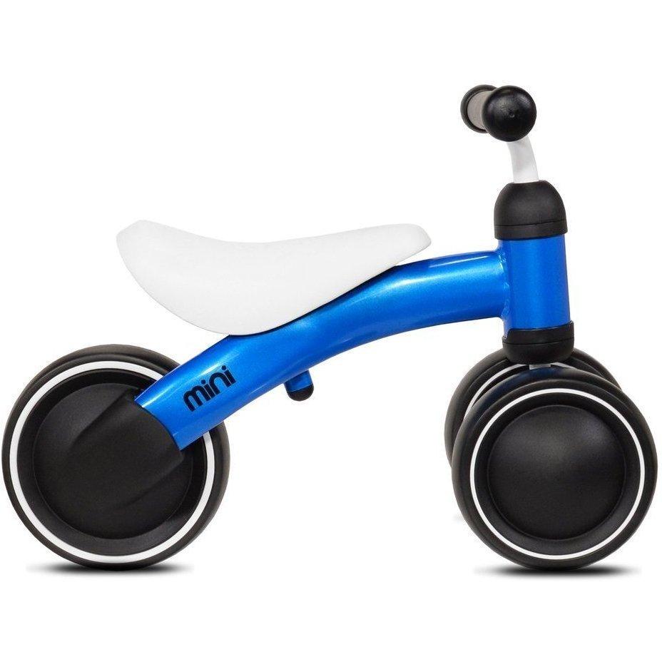Tricicleta fara pedale Mini Kazam Albastru
