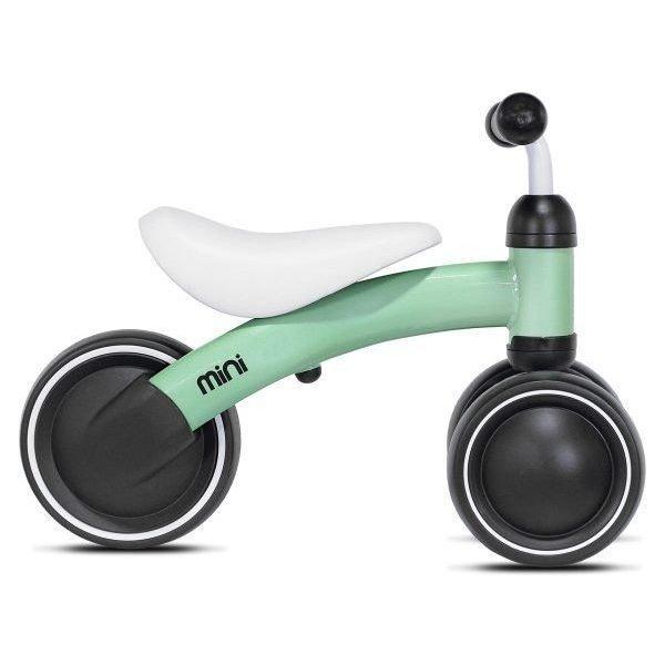 Tricicleta fara pedale Mini Kazam Verde