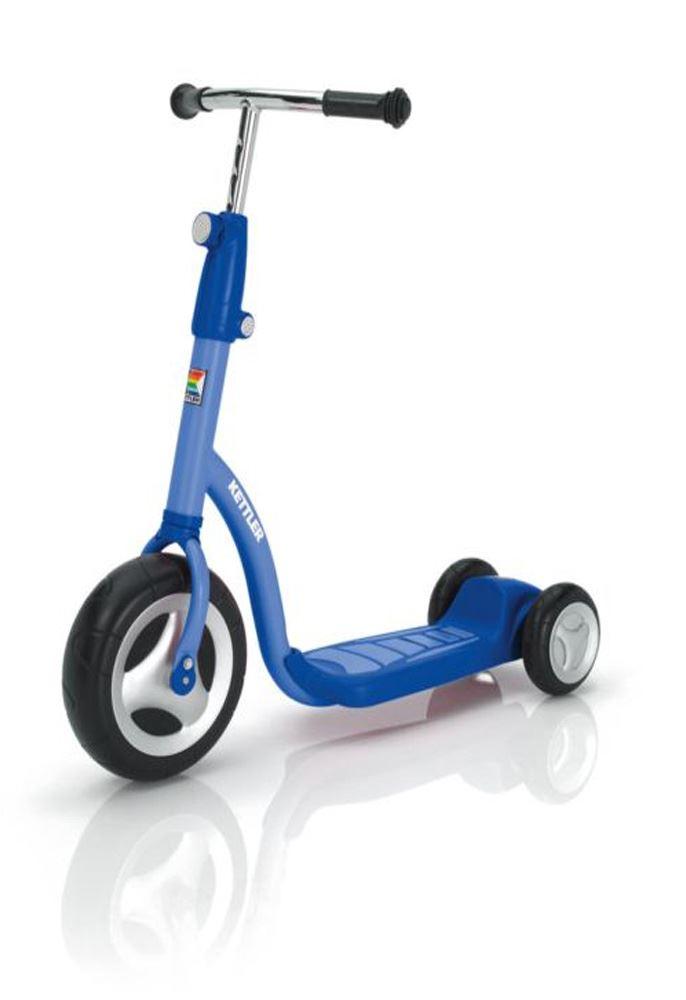 Trotineta Scooter albastru imagine