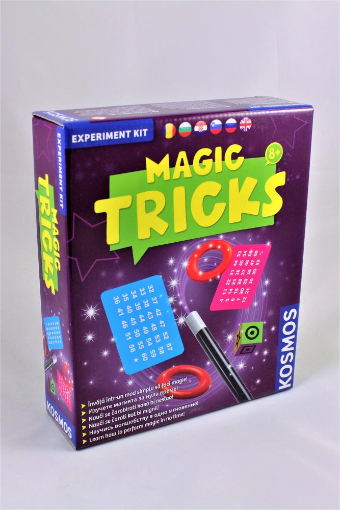 Set magie trucuri magice