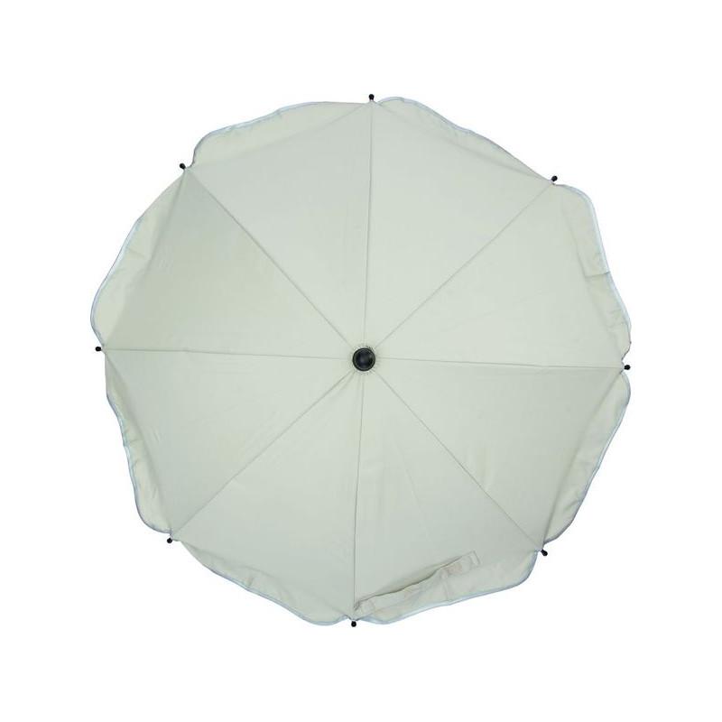 FILLIKID Umbrela pentru carucior 75 cm UV 50+ Natur Fillikid