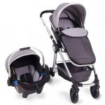 Carucior transformabil 3 in 1 Allure Grey
