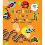 Dictionar ilustrat englez-roman pentru acasa, la scoala & internet