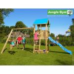 Complex de joaca Jungle Gym Castle-Swing