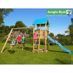 Complex de joaca Jungle Gym Castle-Swing