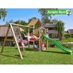 Complex de joaca Jungle Gym Cubby-Swing