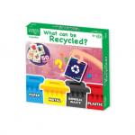 Joc educativ Ce poti recicla?
