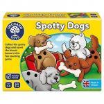 Joc educativ Catelusii Spotty Dogs
