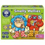 Joc educativ cizmulitele de cauciuc Smelly Wellies