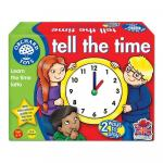 Joc educativ loto in limba engleza Tell The Time