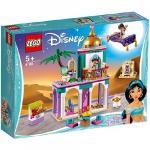 Lego Disney Aventurile de la Palat ale lui Aladdin si Jasmine