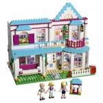 Casa Stephaniei Lego Friends
