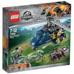 Lego Jurassic World Urmarirea lui Blue