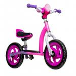 Bicicleta fara pedale Lionelo Roy candy rose