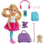 Papusa Barbie Travel Chelsea