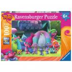 Puzzle 100 XXL Happy Trolls
