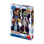 Puzzle 4 in 1 Toy Story 4- 54 piese