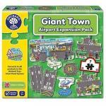 Puzzle gigant de podea Aeroport (9 piese)