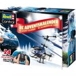 Revell Control - Calendar advent Elicopter