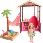 Set Chelsea in vacanta Barbie Travel