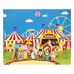 Set figurine mini story povesti cu circul