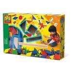 Set creativ joaca cu ciocan Hammer-Tic Ses