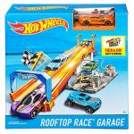 Set de joaca Mattel Hot Wheels Rooftop Garage