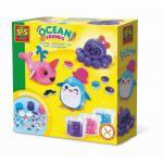 Set plastelina Prieteni Oceanului Ses Creative