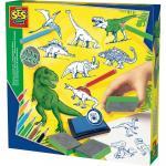Set stampile dinozauri Ses Creative