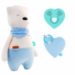 Ursulet my Hummy Sam Premium + aplicatie pentru mobil si senzor de somn