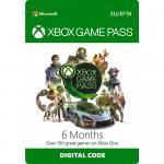 Joc Xbox Game Pass 6 Months Xbox One Microsoft Code