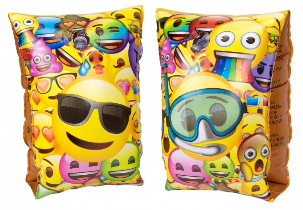 Aripioare inot pentru copii Saica Emoji