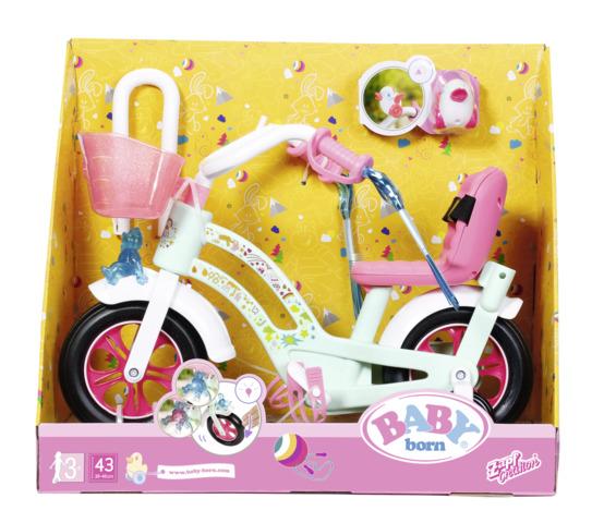 Bicicleta pentru papusi BABY born