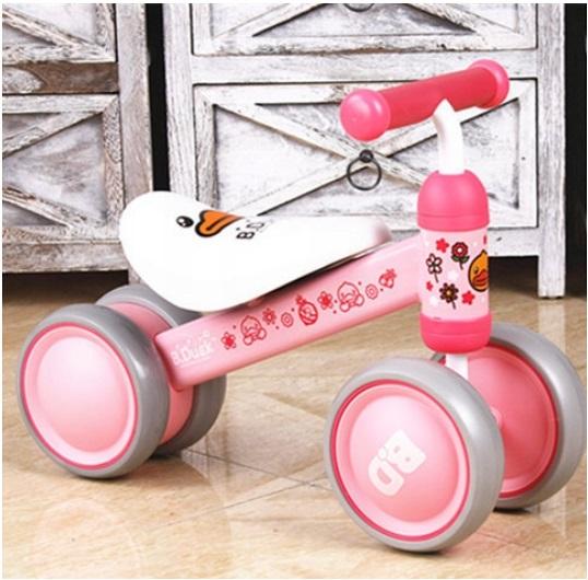 Bicicleta copii Ride On Pink
