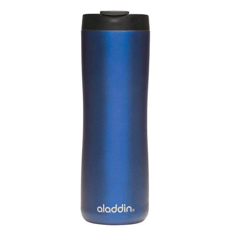 Cana termos 470 ml Vacuum Albastra Aladdin imagine