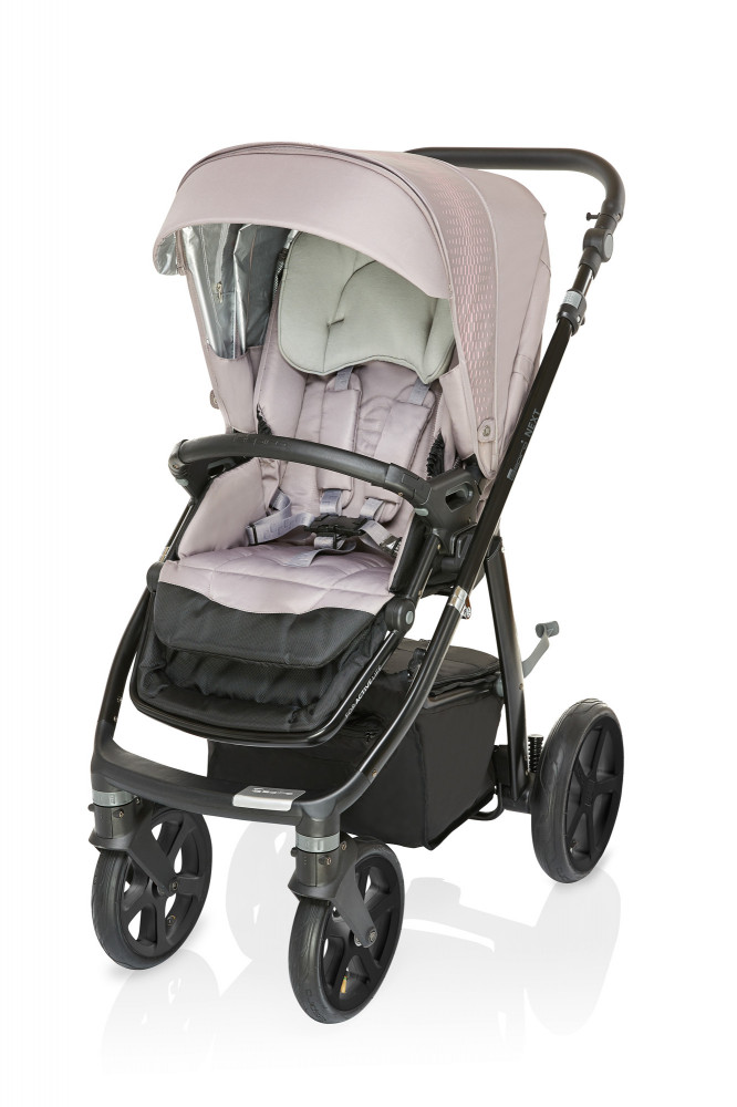 Carucior multifunctional 2 in 1 Espiro Vengo 08 Rosa 2019 imagine
