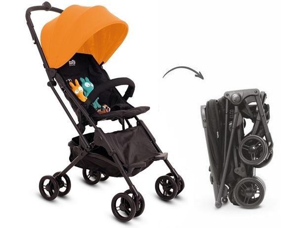 Carucior sport Minimi toTs by Smartrike Orange