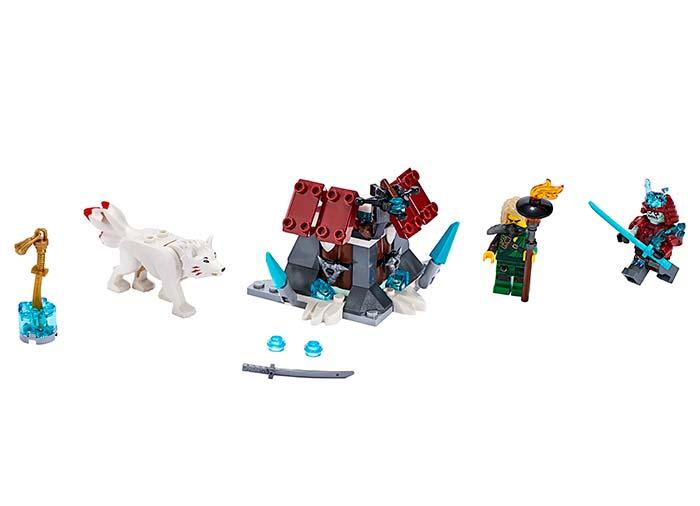 Lego Calatoria lui Lloyd