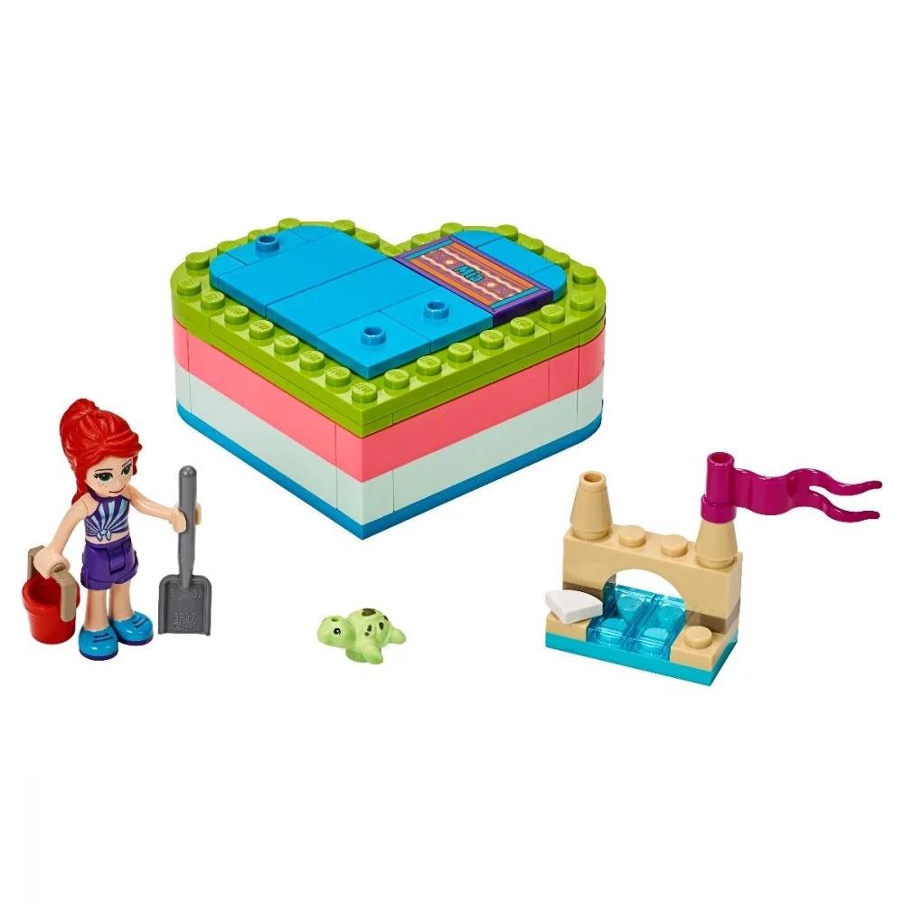 Lego Cutia de vara n forma de inima a Miei