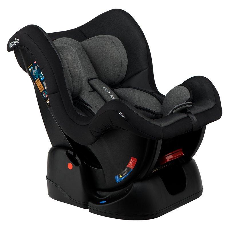 Scaun auto copii 0-18 Kg Liam Carbon Grey