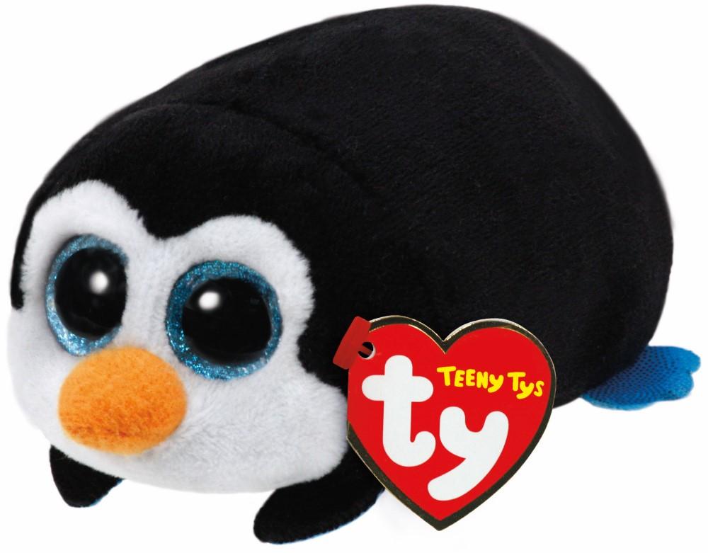 Plus Ty 10 cm Teeny Tys Pinguinul Pocket