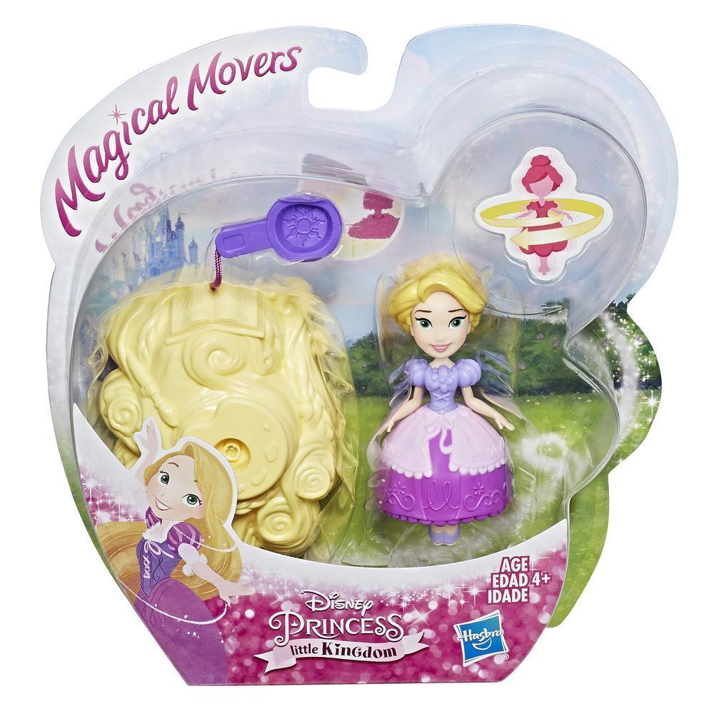 Papusa Printesa Magica Rapunzel