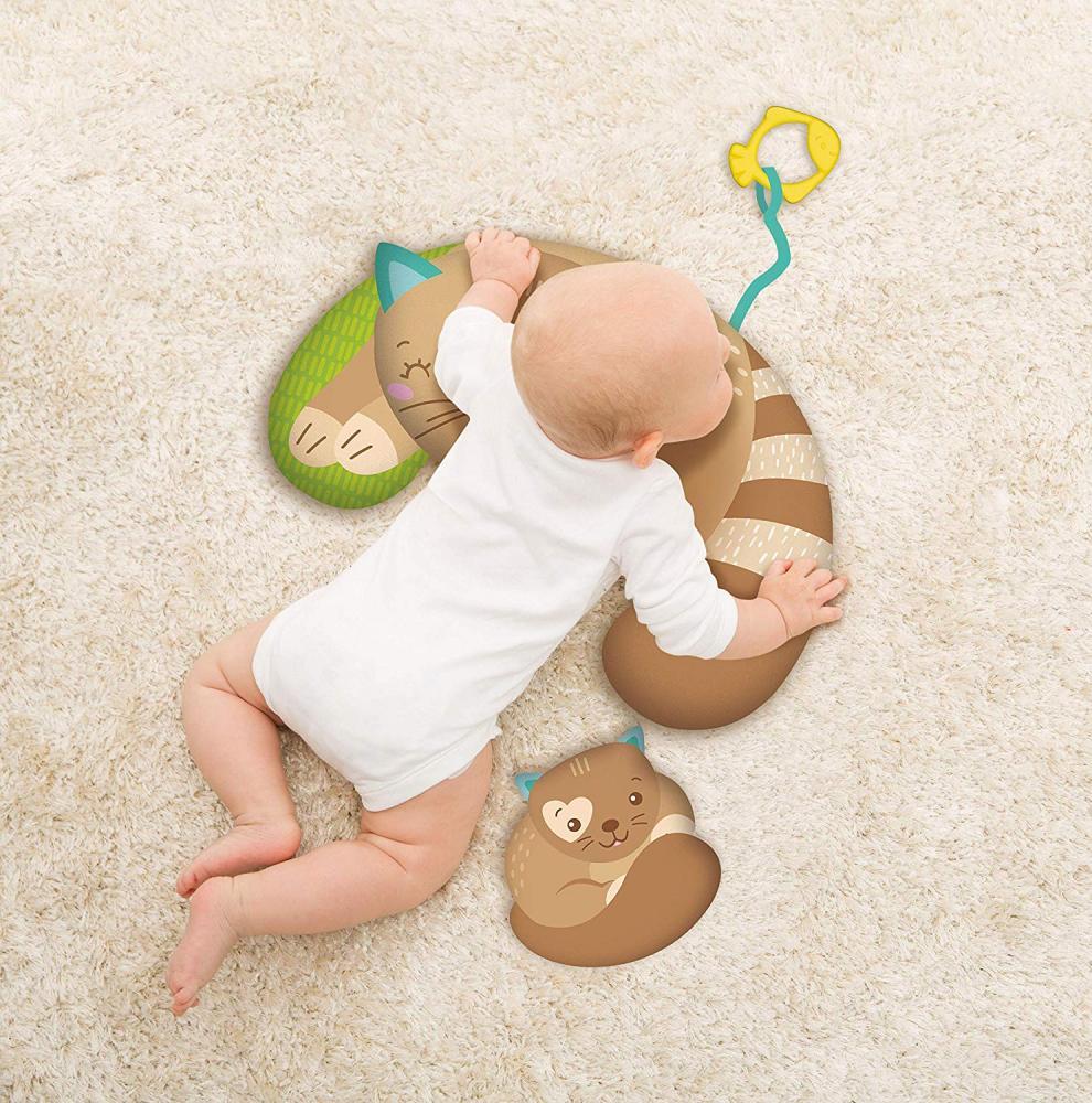 Perna multicolora bebelusi