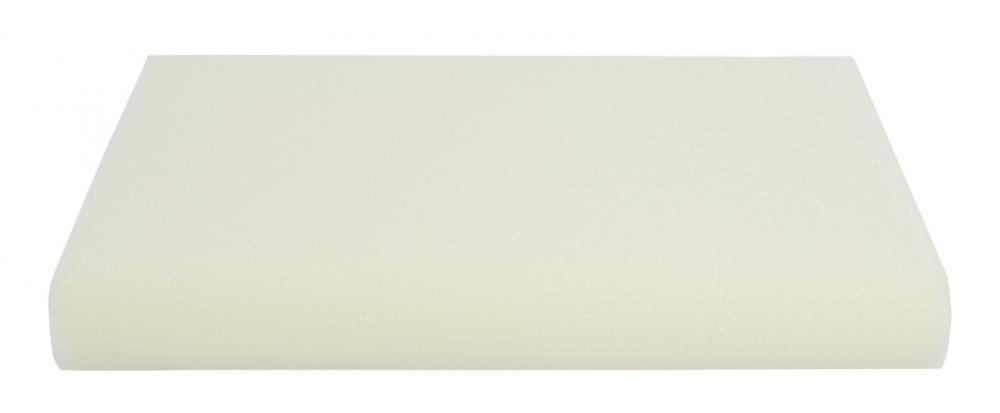 Perna cu spuma de memorie si husa de schimb Cream Stars 40x60 cm