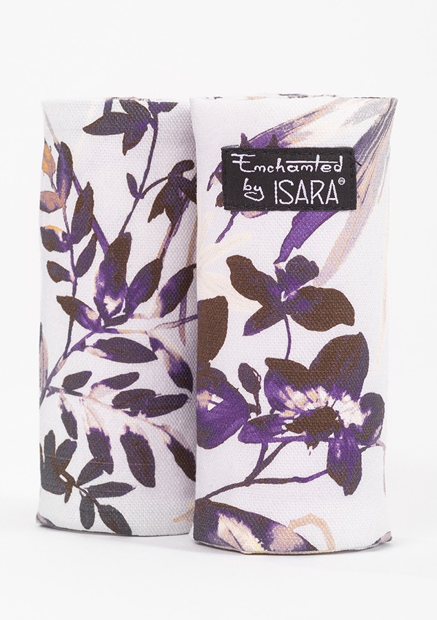 Protectii bretele Isara Organice Royal Orchid