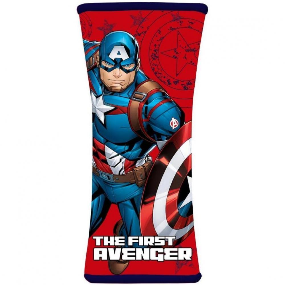 Protectie centura de siguranta Captain America Eurasia